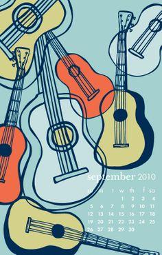 Guitars, Sep 2010