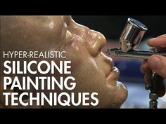 Hyper-Realistic Silicone Painting Techniques - PREVIEW - YouTube
