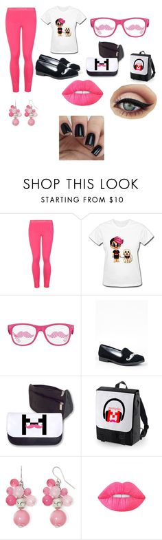 """""""Markiplier Girl"""" by skrossgamer ❤ liked on Polyvore featuring STELLA McCARTNEY, Y.R.U., Mixit and Lime Crime"""