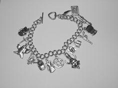 Supernatural Charm Bracelet - Build Your Own!