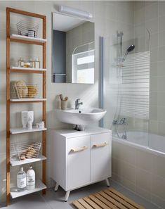 Home Design Decor, Bathroom Interior Design, Diy Home Decor, Bathroom Design Inspiration, Bad Inspiration, Pinterest Room Decor, Home Furniture, Attitude Positive, Solution
