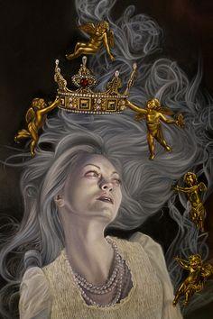 David Stoupakis Haunted Maidens