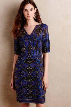 Ziva Sheath Dress by Nanette Lepore