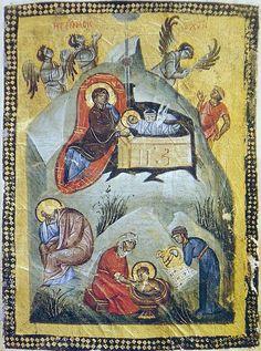 Religious Icons, Religious Art, Byzantine Art, Orthodox Icons, Illuminated Manuscript, Christian Faith, Love Is All, Fresco, Objects