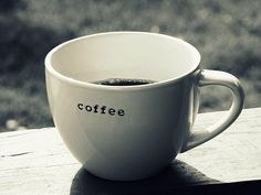 Coffee time? :) Empty your cup and enjoy every Little Lucky Label ;)