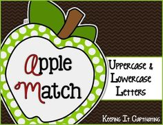 Freebie Friday - Apples!