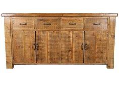 Large Luxury Reclaimed Wood Sideboard