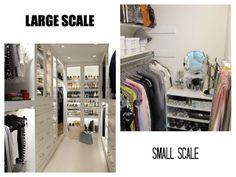 Living Large: Luxuries for Tiny Rooms Walk In Closet, Small Spaces, Bedroom, Luxury, Interior Ideas, Budget, Rooms, Home Decor, Bedrooms