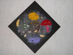 Versplinterd / fragmented by Cocky van Basten