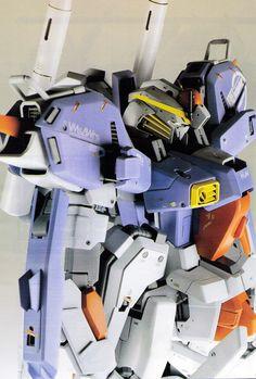 MSA-0011 S ガンダム