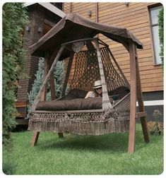 New wooden porch swings near me that will blow your mind