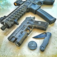 I will own both of these!!! On my way with the AR next is the SIG!