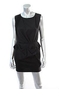 ALICE + OLIVIA TATUM T BACK SCULPTED SHEATH DRESS Size 8  Retail: $330  PlushAttire.Com Price: $139.90  58% OFF RETAIL!  #fashiondeals