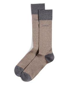 Boss Hugo Boss Paul Mercerized Cotton Dot Socks