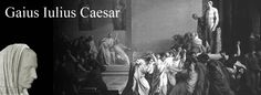 """Caesar's funeral  The assassination of Caesar took place in the Curia; while he discussed what was the best death, he had told Marcus Lepidus """"I prefer a quick death and sudden"""" ..."""