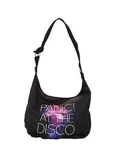 Panic! At The Disco Constellation Hobo Bag,