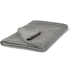 Armand Diradourian - Cashmere Travel Blanket with Pouch MR PORTER