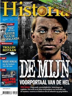 4x Historia € 19,95: Historia is een populair-geschiedkundig magazine van de makers van Wetenschap in Beeld. In ieder nummer reportages en artikelen over belangrijke gebeurtenissen maar ook alledaagse bezigheden uit het verleden.