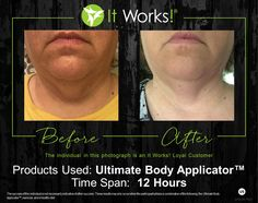 "Expect ""ultimate"" results with this amazing 45-minute body Applicator! The Ultimate Body Applicator is a non-woven cloth wrap that has been infused with a powerful, botanically-based formula to deliver maximum tightening, toning, and firming results where applied to the skin."