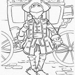 Dashing Kermit muppets_coloring_pages_014