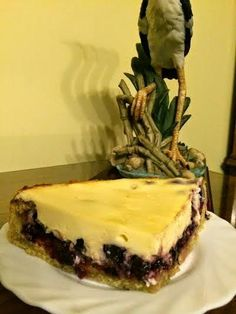 KUCHEN DE ARÁNDANOS – Cocina Chilena Puerto Octay, Food N, Dio, My Recipes, Cheesecake, Gluten, Chocolate, Sweet, Desserts