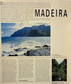 Digitale Bibliotheek: 4apr16 Madeira