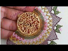 Silk Ribbon Embroidery, Embroidery Kits, Diy Crafts Images, Diy Bra, Diy Crafts Crochet, Crochet Ornaments, Weaving Techniques, Diy Dress, Celtic Knot