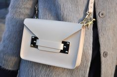 SOPHIE HULME mini envelope bag   in my closet