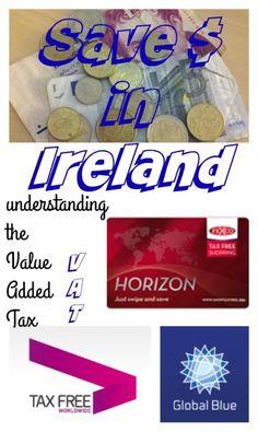 Ireland vacation tip: Understanding the VAT save money in Ireland Ireland travel tips Scotland Travel, Ireland Travel, Scotland Trip, Dublin Ireland, Limerick Ireland, Scotland History, Cork Ireland, Disneyland Paris, Travel Advice