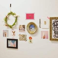 Instagram gallery wall by Jacquelyn Clark – Impressed