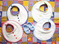 Babydecke und Lätzchen nähen                                                                                                                                                                                 Mehr