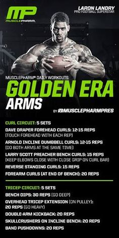 """Bodybuilding Arms for days - """"***Workout of the Day**** Golden Era Arms Bodybuilding Training, Bodybuilding Workouts, Female Bodybuilding, Arm Workout Men, Gym Workouts, Men Exercise, Workout Routines, Workout Fun, Muscle Fitness"""