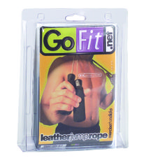 GoFit Speed or leather jump rope