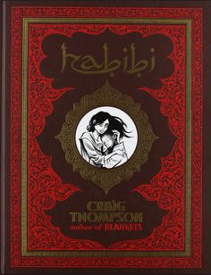 Habibi, by Craig Thompson. 2015 (#8). Reasons: Nudity, sexually explicit, unsuited for age group.