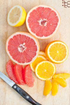 Grapefruit & Lemons