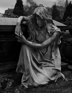 Sadness and classic art