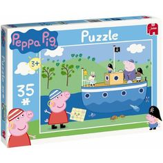 Peppa Pig 35 Piece #Puzzle