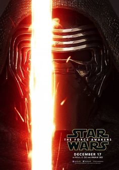 Official Poster: Kylo Ren- The Force Awakens