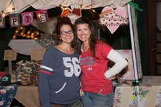 Suzanne and Tara of Royer's Pie Haven '14