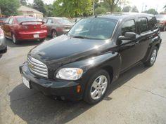 2009 Chevrolet HHR, 71,397 miles, $9,490.
