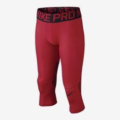 Nike Pro Hypercool Big Kids' (Boys') 3/4 Training Tights (
