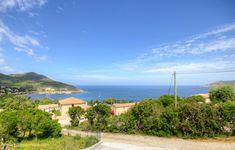 Gîte Bella Vista 1 à Galeria - Location de vacances en Corse (LA BALAGNE) - Site officiel Gîtes de France Corse Gite Rural, Panorama, Mansions, Ainsi, House Styles, Home Decor, School Holidays, Decoration Home, Room Decor