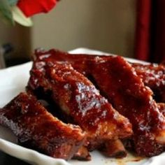 Slow Cooker Sticky Ribs Recipe - ZipList