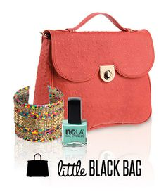 so perfect fir birthday gifts for your girlfriends... little black bag