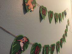 El Banner de cumpleaños de guardia de León por DesignsByRory