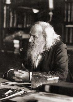 Dmitri Mendeleïev - Wikipedia
