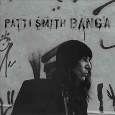 """Patti Smith - ranks as one of the most influential female rockers of all time. Lived in St. Clair Shores with her husband Fred """"Sonic"""" Smith, guitarist, of MC5/Sonic Rendevouz."""