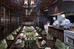 Vida Rica Restaurant at Mandarin Oriental, Macau | Flickr - Photo Sharing!