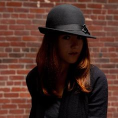 Fab.com | Glitz Cloche Black  In a hat mood. ~ Cloche hats in any color are always a favorite.