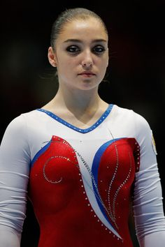 Aliya Mustafina - Artistic Gymnastics World Championships Belgium 2013 - Day Six